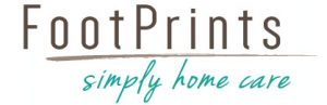 Footprints Homecare logo