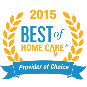best of home care 2015