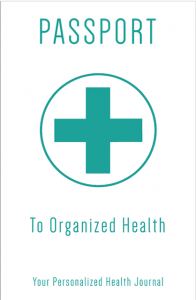 image of health journal