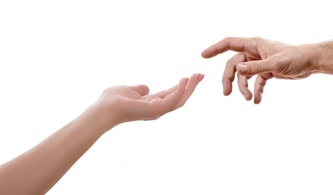 image for the power of touch article