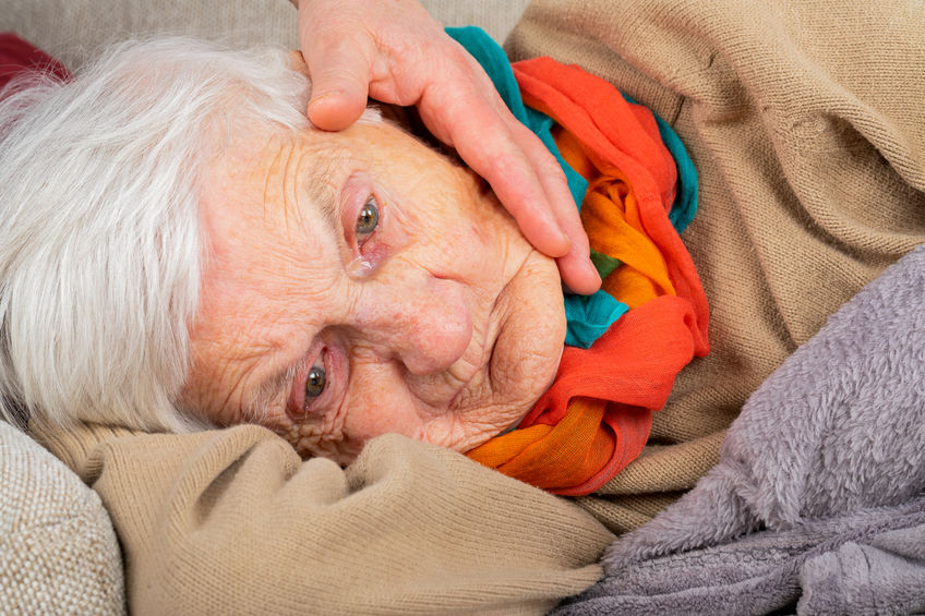When Elderly Sleep a Lot